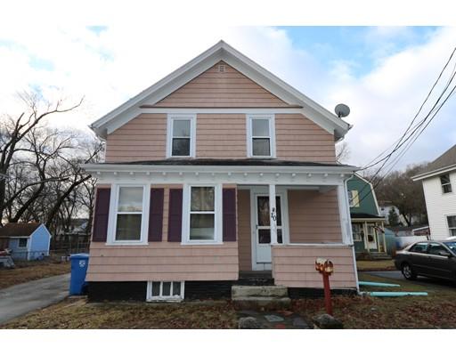 Частный односемейный дом для того Продажа на 10 Arnold Avenue 10 Arnold Avenue Lincoln, Род-Айленд 02865 Соединенные Штаты