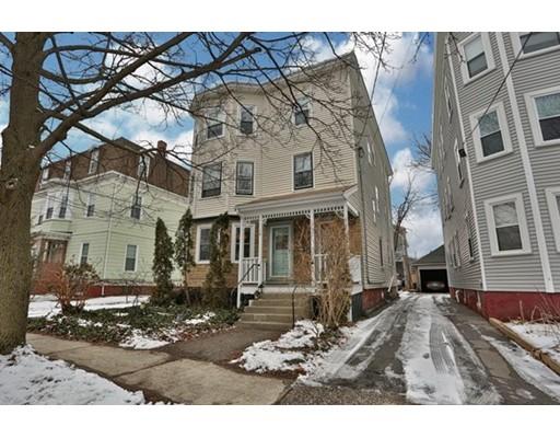 Condominio por un Venta en 14-16 Teel St #1 14-16 Teel St #1 Arlington, Massachusetts 02474 Estados Unidos