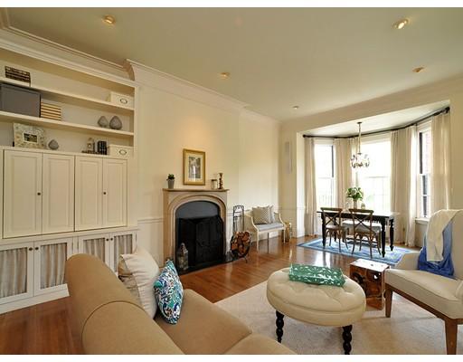 Casa Unifamiliar por un Alquiler en 318 Commonwealth Boston, Massachusetts 02115 Estados Unidos