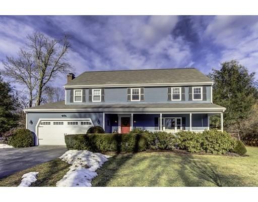 独户住宅 为 销售 在 25 S Woodside Avenue 25 S Woodside Avenue 韦尔茨利, 马萨诸塞州 02482 美国