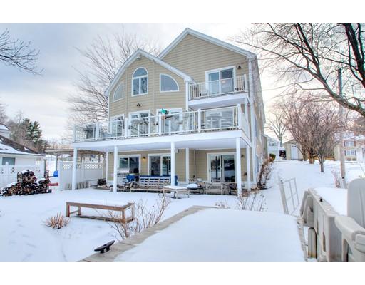 Casa Unifamiliar por un Venta en 81 Lake Shore Road 81 Lake Shore Road Salem, Nueva Hampshire 03079 Estados Unidos