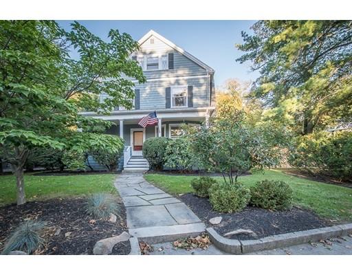 1 Woodside Rd, Winchester, MA, 01890