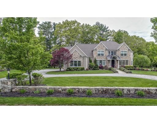 Частный односемейный дом для того Продажа на 1075 Concord Road 1075 Concord Road Sudbury, Массачусетс 01776 Соединенные Штаты