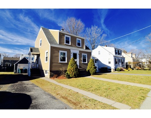 Single Family Home for Rent at 34 Winfield Street 34 Winfield Street Norwood, Massachusetts 02062 United States