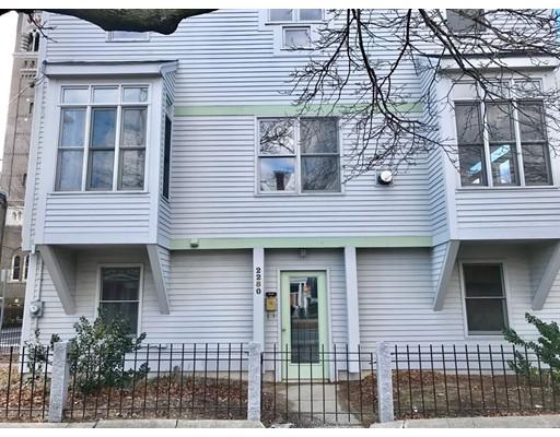 共管式独立产权公寓 为 销售 在 1 Hollis Street 坎布里奇, 马萨诸塞州 02140 美国