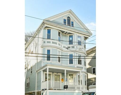 Casa Unifamiliar por un Alquiler en 63 Wyman Street Boston, Massachusetts 02130 Estados Unidos