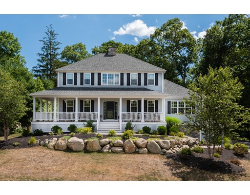 Single Family Home for Sale at 6 Canoe Club Lane 6 Canoe Club Lane Pembroke, Massachusetts 02359 United States