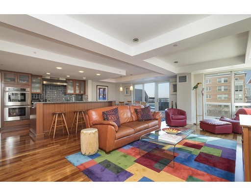 Additional photo for property listing at 2 Battery Wharf 2 Battery Wharf Boston, Массачусетс 02109 Соединенные Штаты