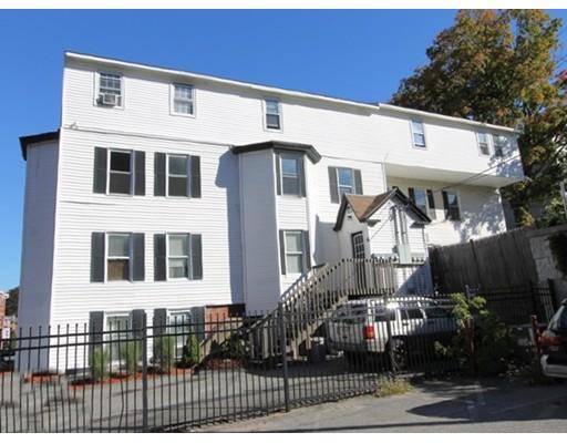 多户住宅 为 销售 在 6 Fruit Street 6 Fruit Street 伍斯特, 马萨诸塞州 01609 美国