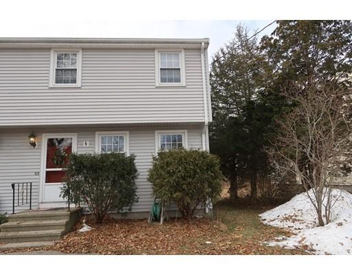 Maison accolée pour l à louer à 105 South St #105 105 South St #105 Medfield, Massachusetts 02052 États-Unis