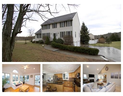 Single Family Home for Sale at 81 Hillside Street 81 Hillside Street Rowley, Massachusetts 01969 United States