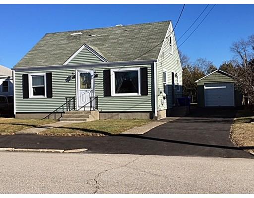 Casa Unifamiliar por un Venta en 139 Woodbury Street 139 Woodbury Street Pawtucket, Rhode Island 02861 Estados Unidos