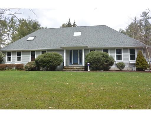 واحد منزل الأسرة للـ Sale في 16 Brookstone Road 16 Brookstone Road Lakeville, Massachusetts 02347 United States