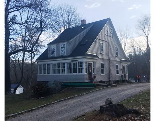 Casa Unifamiliar por un Alquiler en 358 Beechwood Street 358 Beechwood Street Cohasset, Massachusetts 02025 Estados Unidos