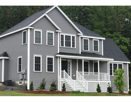 Single Family Home for Sale at 2 Leland Drive 2 Leland Drive Berlin, Massachusetts 01503 United States