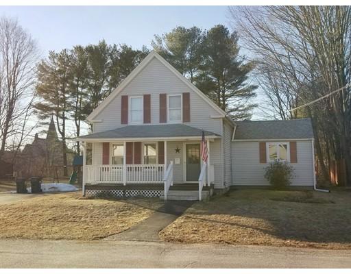 独户住宅 为 销售 在 22 Park Street 22 Park Street Oxford, 马萨诸塞州 01540 美国