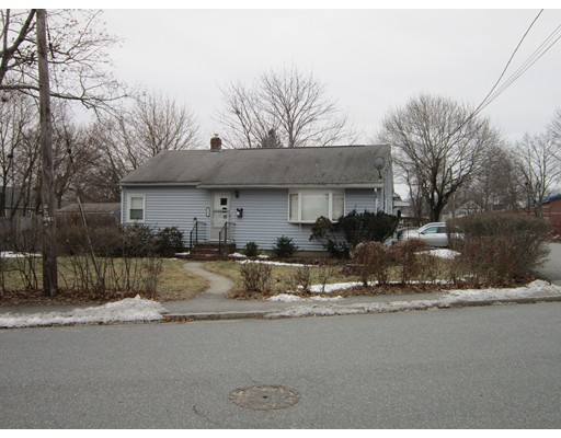 Single Family Home for Sale at 757 Wilder Street Lowell, 01851 United States