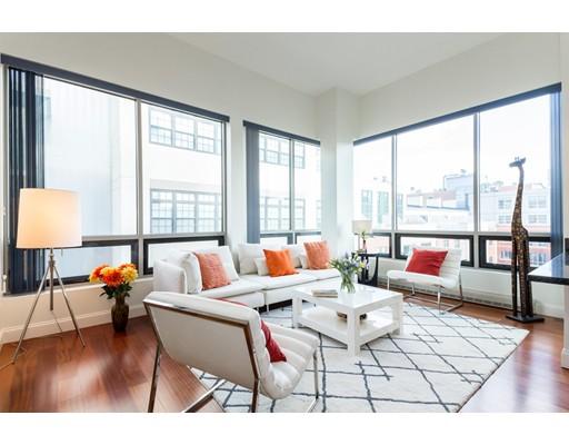 Appartement en copropriété pour l à louer à 29 Otis St #501 29 Otis St #501 Cambridge, Massachusetts 02141 États-Unis