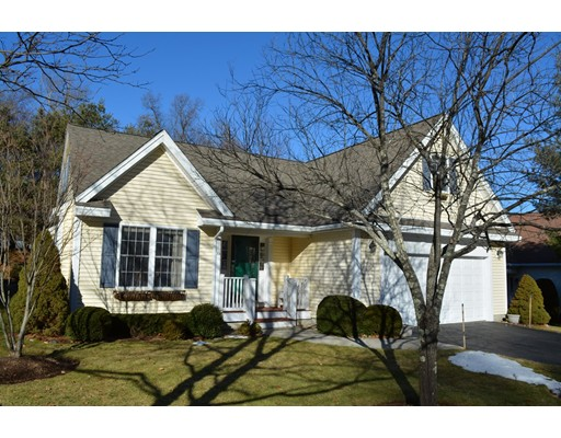 Condominium for Sale at 33 Wildwood Drive Southborough, 01772 United States