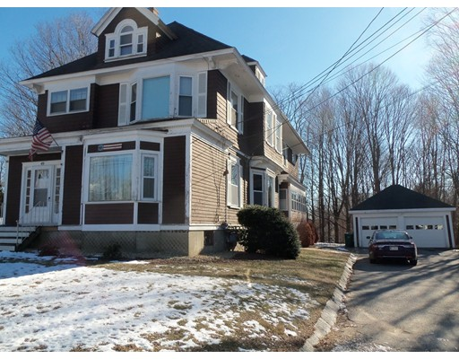Single Family Home for Rent at 49 Mt. Pleasant Street Billerica, Massachusetts 01862 United States