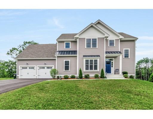 独户住宅 为 销售 在 5 Rifleman Way 阿克斯布里奇, 01569 美国