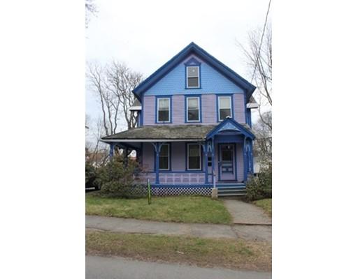 Maison avec plusieurs logements pour l Vente à 12 Leonard Street 12 Leonard Street Greenfield, Massachusetts 01301 États-Unis