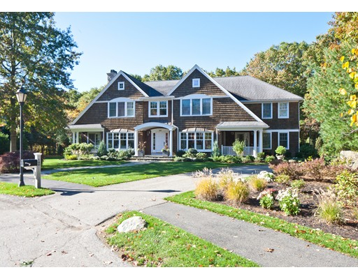 Частный односемейный дом для того Продажа на 140 Beard Way 140 Beard Way Needham, Массачусетс 02492 Соединенные Штаты