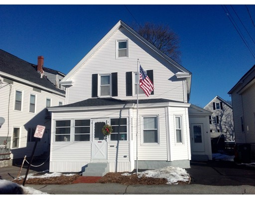 Single Family Home for Sale at 225 White Street Lowell, 01854 United States