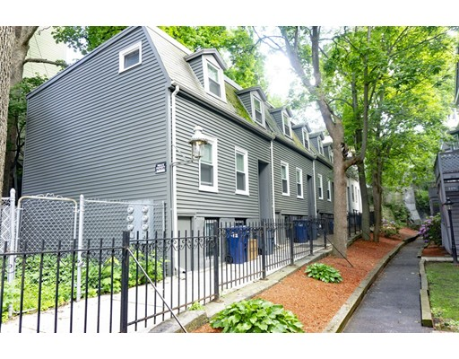 Single Family Home for Rent at 1 Saint James Place Boston, Massachusetts 02119 United States