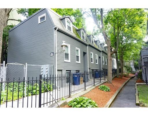 Casa Unifamiliar por un Alquiler en 1 Saint James Place Boston, Massachusetts 02119 Estados Unidos