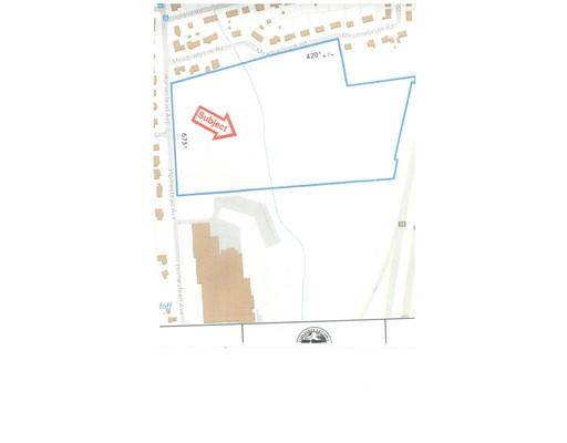 أراضي للـ Sale في Address Not Available Holyoke, Massachusetts 01040 United States