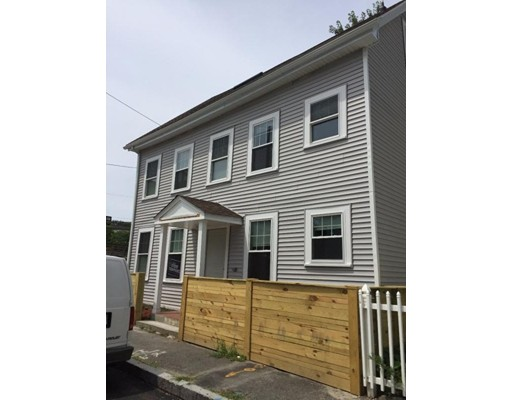Single Family Home for Rent at 47 Notre Dame Street Boston, Massachusetts 02119 United States