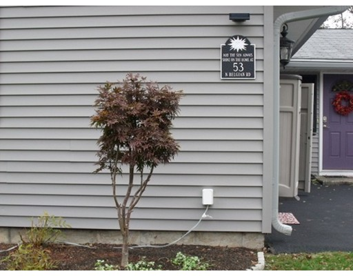 Single Family Home for Rent at 53 North Belgian road 53 North Belgian road Danvers, Massachusetts 01923 United States