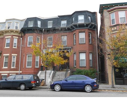 独户住宅 为 出租 在 2989 Washington Street 波士顿, 马萨诸塞州 02119 美国