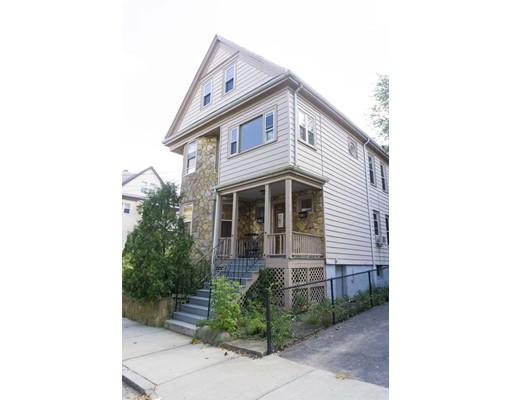独户住宅 为 出租 在 10 Albion Street 波士顿, 马萨诸塞州 02143 美国