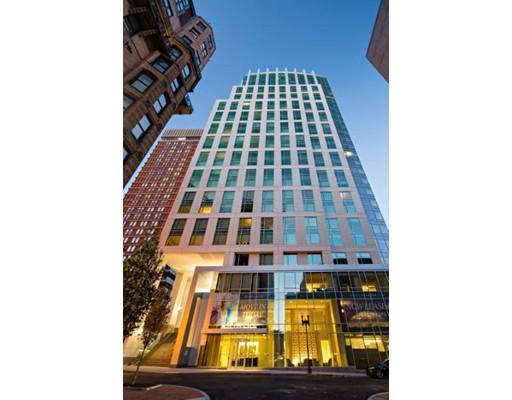 Appartement pour l à louer à 77 Exeter Street #2102 77 Exeter Street #2102 Boston, Massachusetts 02116 États-Unis