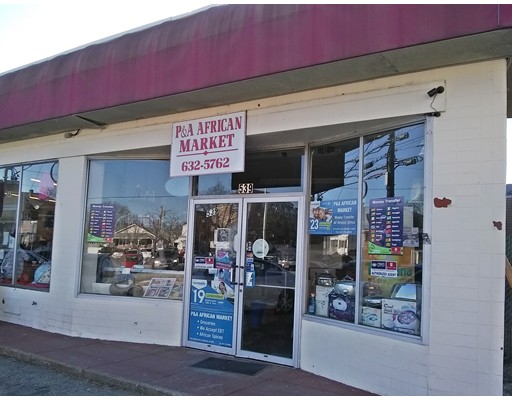 Commercial for Rent at 539 Armistice Blvd 539 Armistice Blvd Pawtucket, Rhode Island 02861 United States