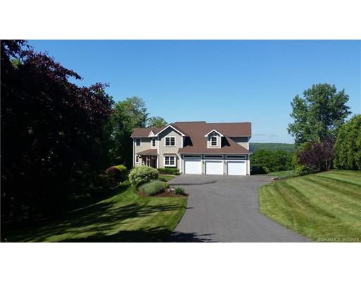 Maison unifamiliale pour l Vente à 75 Suncrest Drive Ext 75 Suncrest Drive Ext Somers, Connecticut 06071 États-Unis