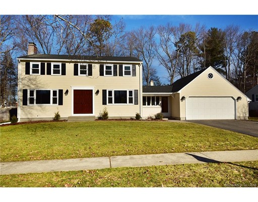Single Family Home for Sale at 16 Rockland Drive 16 Rockland Drive Enfield, Connecticut 06082 United States