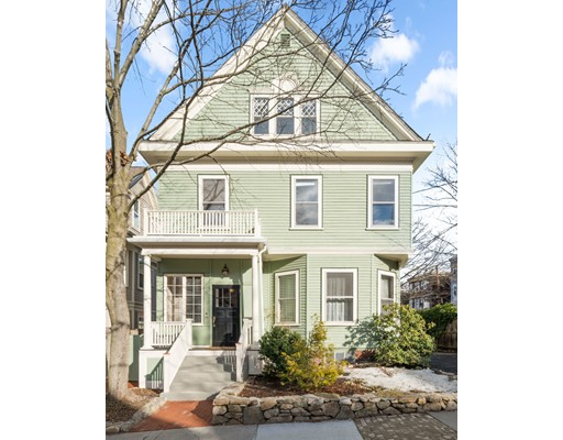 Single Family Home for Rent at 14 Buena Vista Park Cambridge, 02140 United States