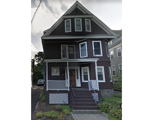 Single Family Home for Rent at 34 Cambria Street Somerville, 02143 United States