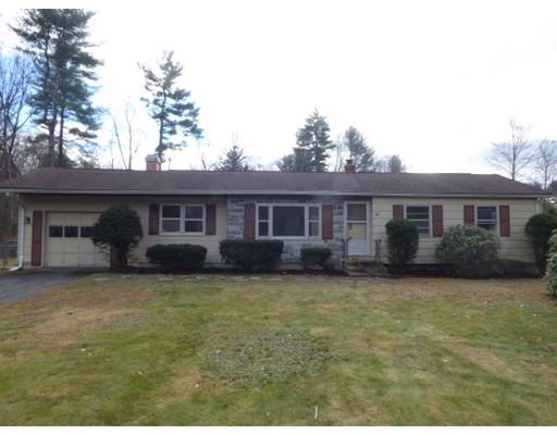 Частный односемейный дом для того Продажа на 14 Raymond Drive 14 Raymond Drive Hampden, Массачусетс 01036 Соединенные Штаты