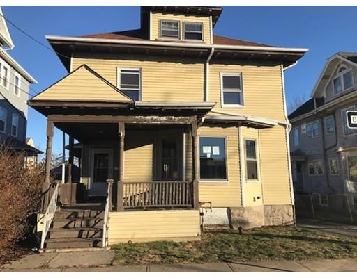 Single Family Home for Sale at 29 Shawmut Street 29 Shawmut Street Fall River, Massachusetts 02720 United States