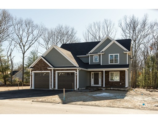 Single Family Home for Sale at 33 Pasture Brook Road 33 Pasture Brook Road Attleboro, Massachusetts 02703 United States