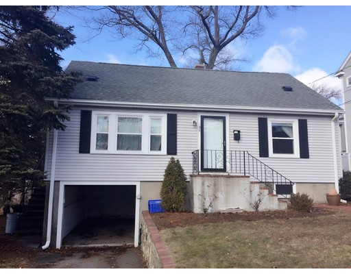 Single Family Home for Rent at 194 Overlook Road 194 Overlook Road Arlington, Massachusetts 02474 United States