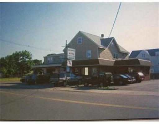 Commercial pour l Vente à 568 Main Street 568 Main Street Brockton, Massachusetts 02324 États-Unis