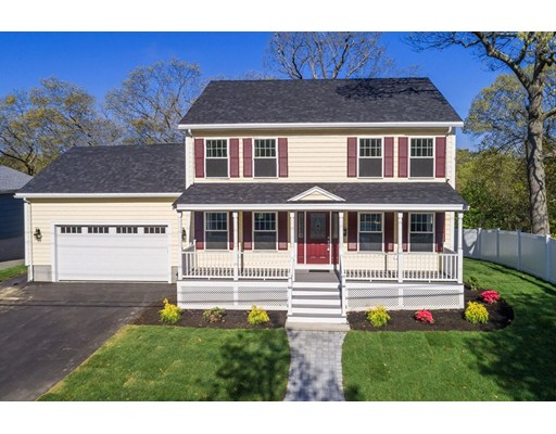 Single Family Home for Sale at 194 JENNESS Street 194 JENNESS Street Lynn, Massachusetts 01904 United States