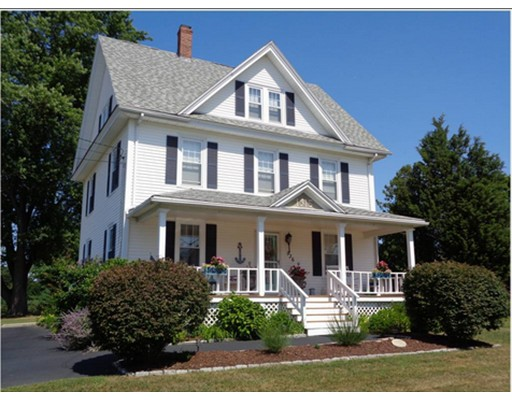Single Family Home for Sale at 536 CHILD 536 CHILD Warren, Rhode Island 02885 United States