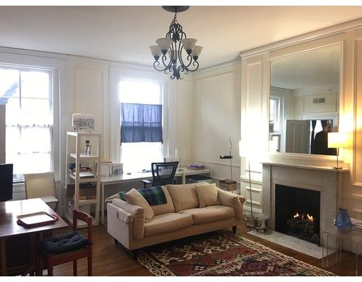 Single Family Home for Rent at 409 Beacon Street Boston, Massachusetts 02116 United States