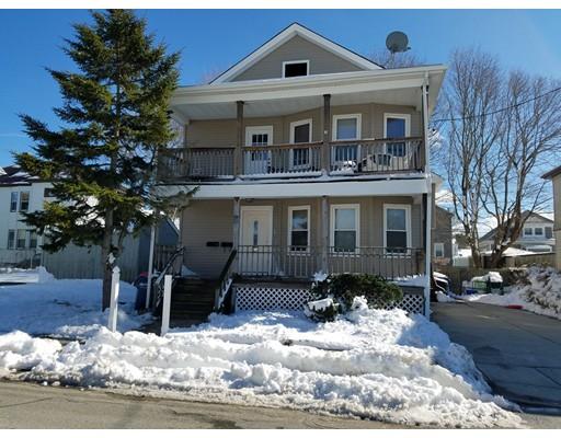 Maison avec plusieurs logements pour l Vente à 27 Morgan Street 27 Morgan Street Fairhaven, Massachusetts 02719 États-Unis